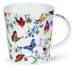 Dunoon Lomond Paradise Butterfly Mug