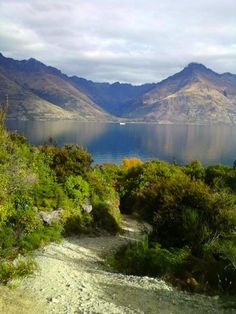 7 Mile Trail, Queenstown, New Zealand
