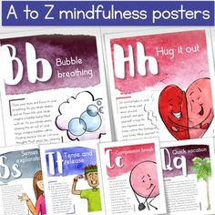Mindfulness from A to Z: 26 Mindfulness Scripts and Mindfu