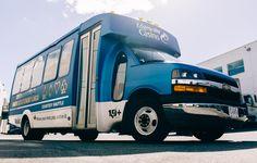 Edgewater Casino Bus Wrap by Can-Design #wrap #buswrap #carwrap #digitalprinting #vancouver #largeformat #cmyk