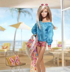 Trina Turk Malibu Barbie