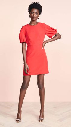 Enjoy exclusive for Milly Kyle Dress online - Usclotrend Going Out Dresses, Dresses For Work, Office Dresses, Mini Dresses, Fashion Outfits, Womens Fashion, Fashion Tips, Fashion Design, Fashion Night
