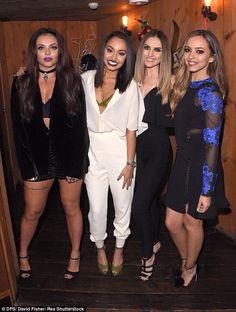 Little Mix at the Get Weird party ♥