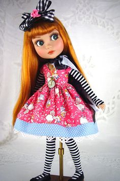 Dress fits Tonner, Patience, Marley Wentworth, By Little Charmers Doll Designs #ClothingforTonnerPatienceMarleyWentworth