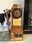 Ancien Telephone 1928.Couleur OR