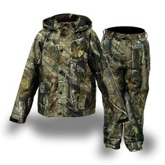 New Realtree Youth Hunting Apparel in 2016 | Scentblocker Drencher Insulated Hunting Clothing