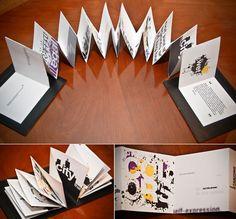 15 Creative and Unique Booklet Designs – DesignSwan.com