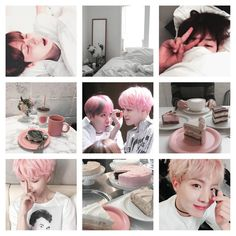 "‧ ✧ ⁎ ♡ Hopemin Moodboard ♡ ⁎ ✧ ‧ ""There... - someone"