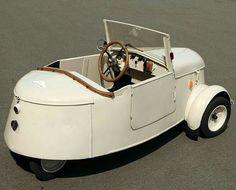 1941 - 1945 Peugeot VLV