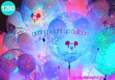 <3 disneyland balloons