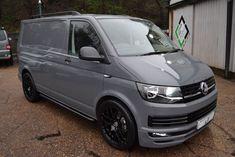 Volkswagen Transporter Grey