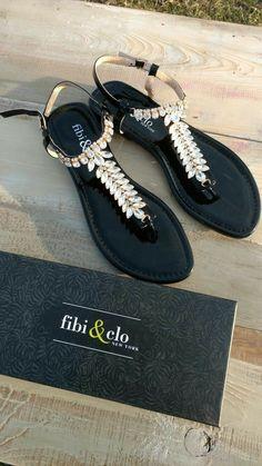 1dfb3f988e86 Gorgeous 5th Avenue sandals! Get them at  www.fibiandclo.com eboutique ashtafolla