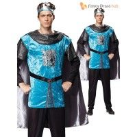 Men's Medieval Royal Knight Costume - Stag Party Stag Fancy Dress, Knight Costume, Costume Dress, Dress Ideas, Medieval, Costumes, Party, Dresses, Fashion