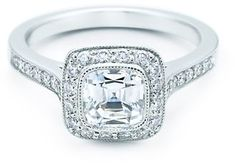 Tiffany Legacy Engagement Ring, it WiLL be mine one day<3