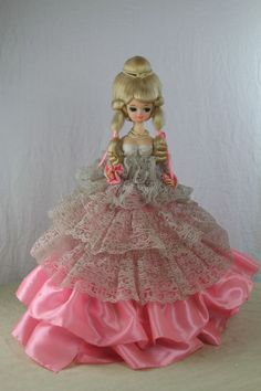 Huge Vintage Bradley Doll 24