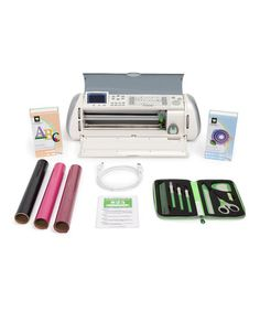 Take a look at this Expression Machine Bundle Set by Cricut  on #zulily today! #scrapbooking #cricut