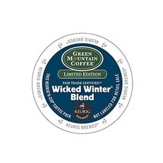 Green Mountain Wicked Winter Blend 24 K-Cups *** Click image to review more details.
