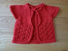 cherryblossom3 by tebazyle,- this pattern is free on Ravelry