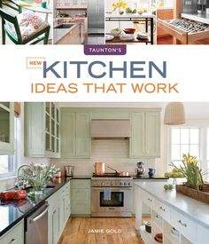 New Kitchen Ideas That Work Preview #mariosconstruction