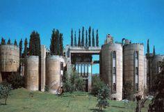 ricardo bofill cement factory