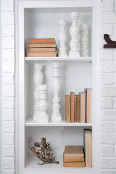 Copy Joanna's Farmhouse Style: 30 Things to Paint White Now   HGTV's Fixer Upper With Chip and Joanna Gaines   HGTV >> http://www.hgtv.com/shows/fixer-upper/copy-joannas-farmhouse-style-30-things-to-paint-white-now-pictures?soc=pinterest