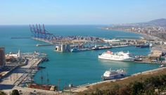 Climate and weather data for Malaga in Spain