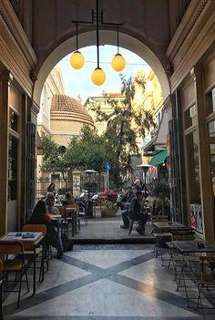 Agia Irini Square, Athens, Greece   by Spiros Rekkas Samos, Corfu, The Neighbourhood, Street View, Europe, Athens Greece, City, Instagram Posts, Beautiful