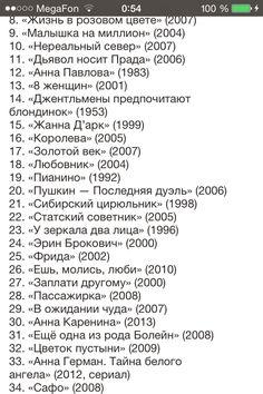 40 фильмов повышающих женскую самооценку 2