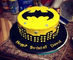 yellow batman cake                                                                                                                                                                                 More