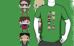 """""""The Big Bang Theory Couples"""" T-Shirts & Hoodies by afternoonTlight   Redbubble"""