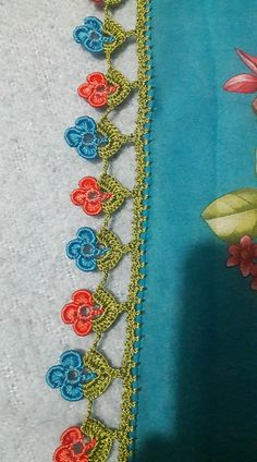 Saree Tassels Designs, Chrochet, Crochet Flowers, Diy And Crafts, Crochet Necklace, Projects To Try, Stitch, Knitting, Pattern