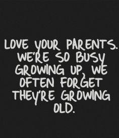 Love your #parents