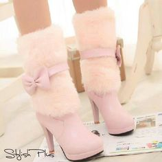 So Cute Winter Boots / Only Me ✌✔ xoxo