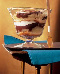 Birnen-Schoko-Trifle