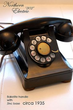How to rewire a vintage phone.