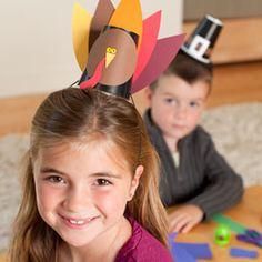 Fun Thanksgiving craft
