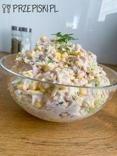 Czech Recipes, Ethnic Recipes, Easter Salad, Cheese Pastry, Potato Cakes, Polish Recipes, Food Inspiration, Baking Recipes, Salad Recipes