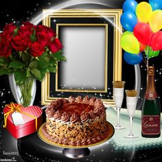 Kimi template created by Birthday Cake Gif, Birthday Msgs, Happy Birthday Cake Photo, Happy Birthday Cake Pictures, Happy Birthday Frame, Happy Birthday Daughter, Happy Birthday Wishes Photos, Happy Birthday Celebration, Happy Birthday Greetings