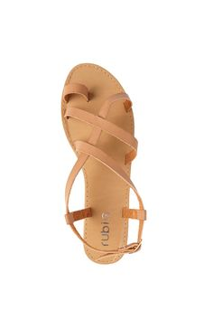 Cuba Crossover Sandal. I would like this in a different color