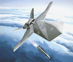 Lockheed MRE Rivet ~ Looks like Starwars. ~Repinned Via Hello Pin Pals
