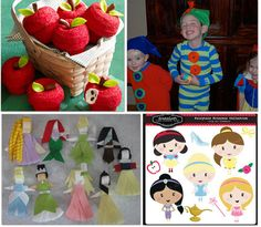Disney Princess party games and ideas...this is the one to go to for Princess game ideas!!