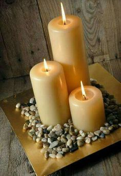 ✧☼☾Pinterest: DY0NNE #candle
