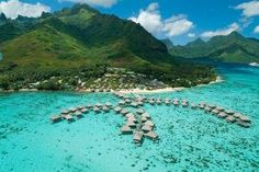 The Islands of Tahiti - Save $600 per bookingInterContinental Tahiti Resort & Spa Take in sublime views from 30 acres of lush tropical gardens, just minutes from the airport and downtown Papeete. Delight in the overwater restaurant and a vibrant lagoonarium. • Panoramic Garden Room • $600 per booking discount • Roundtrip airport transfers 7 nights with air from $2,339 Call-818-653-2422