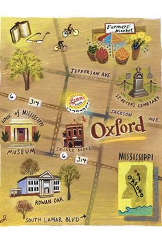 The Wall Street Journal spends a long weekend in Oxford - great article.