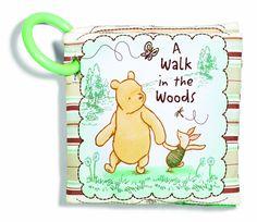 Amazon.com : Kids Preferred Disney Baby Winnie The Pooh Classic Pooh Soft Activity Cards : Baby Toys : Baby