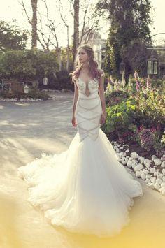12 Jaw Dropping Wedding Dresses from Meital Zano Hareli
