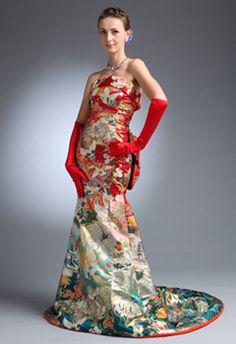Kimono Dress. Kunihime