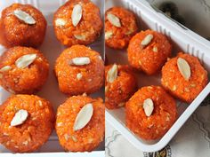 YUMMY TUMMY: Motichoor Ladoos to Share the Sweetest News Ever
