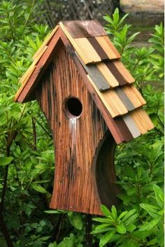 Nottingham Birdhouse by Heartwood