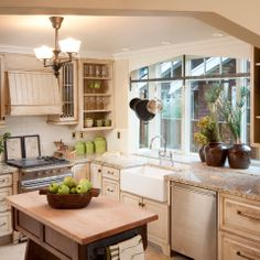 Small Kitchen Cabinets Design Ideas, Pictures, Remodel and Decor